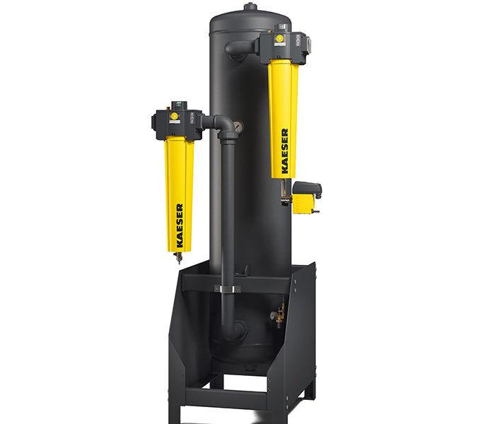 Угольные колонны пропускной способностью до 154 м3 мин