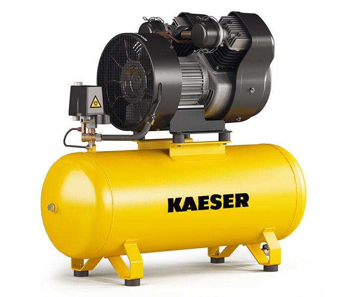Поршневые компрессоры KAESER Поршневые компрессоры KCT