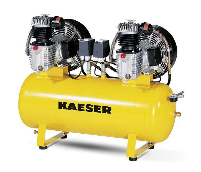 Безмасляные поршневые компрессоры KAESER KCTD