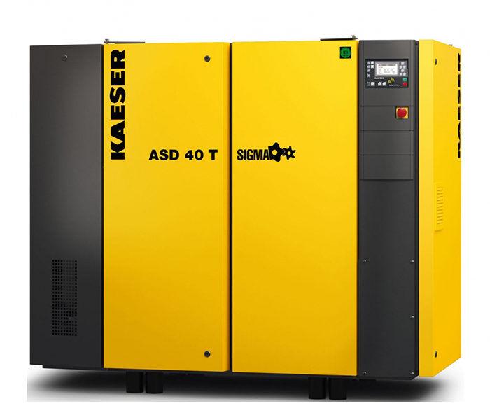 Винтовой компрессор KAESER ASD 40 T