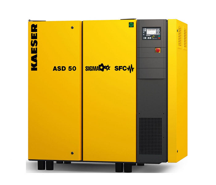 Винтовые компрессоры KAESER ASD 50