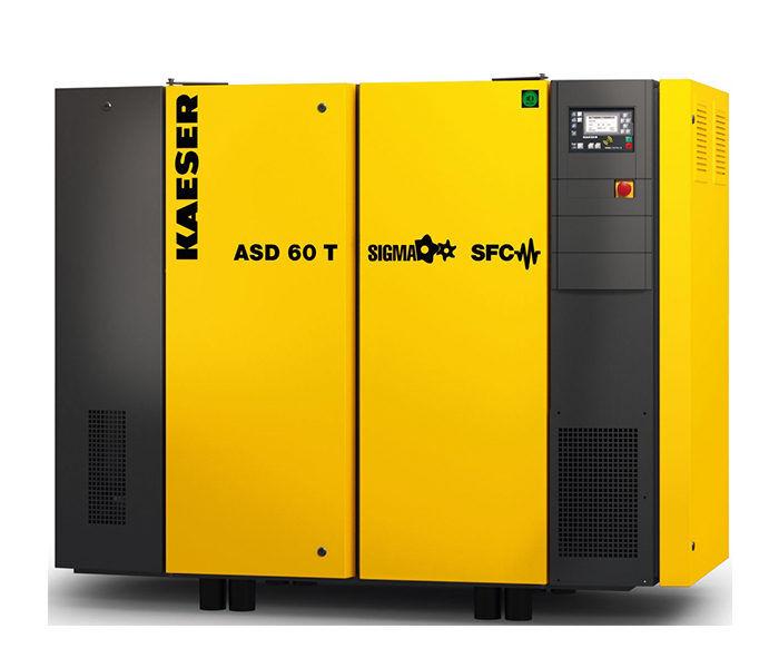Винтовой компрессор KAESER ASD 60 T