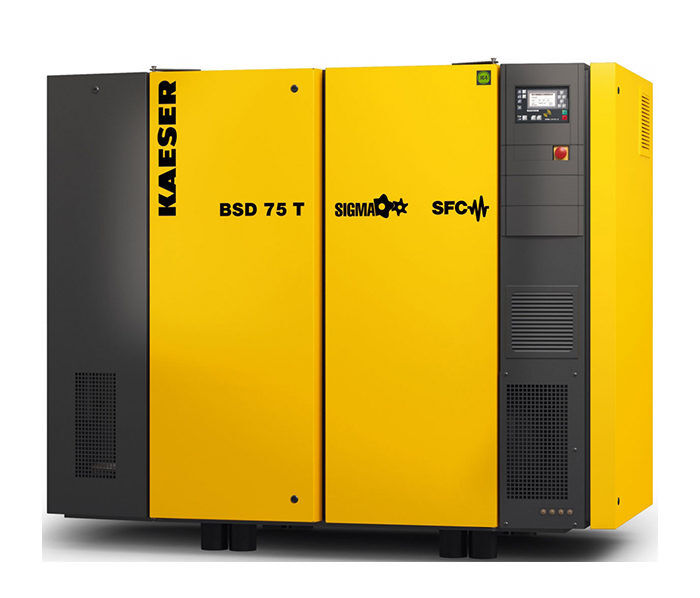Винтовой компрессор KAESER BSD 75 T