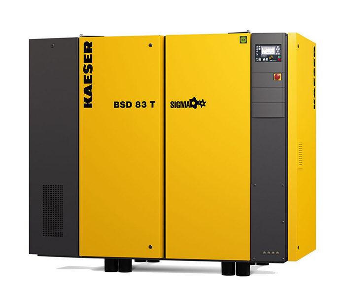 Винтовой компрессор KAESER BSD 83 T