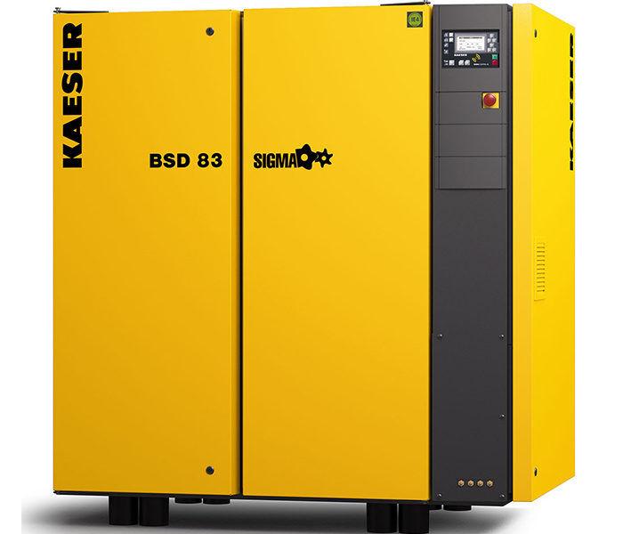 Винтовой компрессор KAESER BSD 83