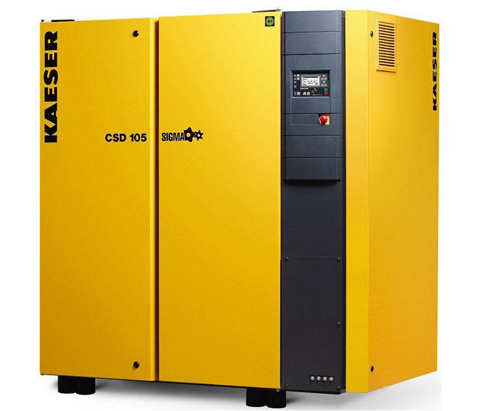 Винтовой компрессор KAESER CSD 105