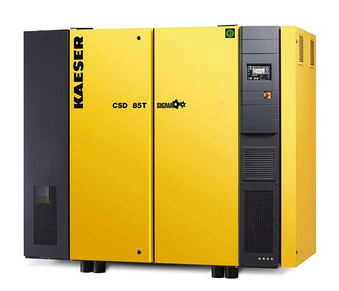 Винтовой компрессор KAESER CSD 85T