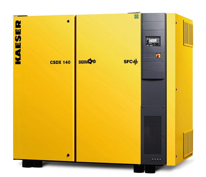 Винтовой компрессор KAESER CSDX 140