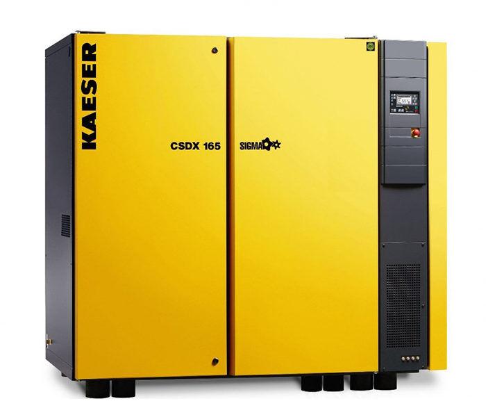 Винтовой компрессор KAESER CSDX 165