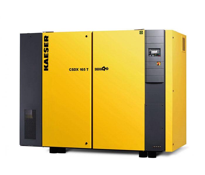 Винтовой компрессор KAESER CSDX 165 T
