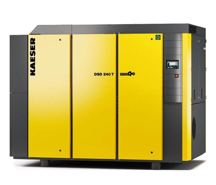 Cерия DSD T SFC. Винтовой компрессор KAESER DSC 240 T
