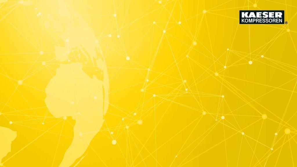 Глобальная сеть KAESER