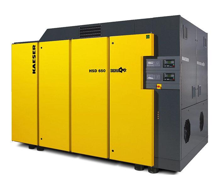 Винтовой компрессор KAESER HSD 650