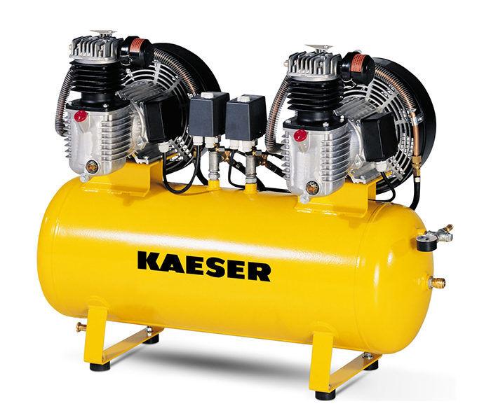 Серия KCCD. Поршневый компрессор KAESER KCСD