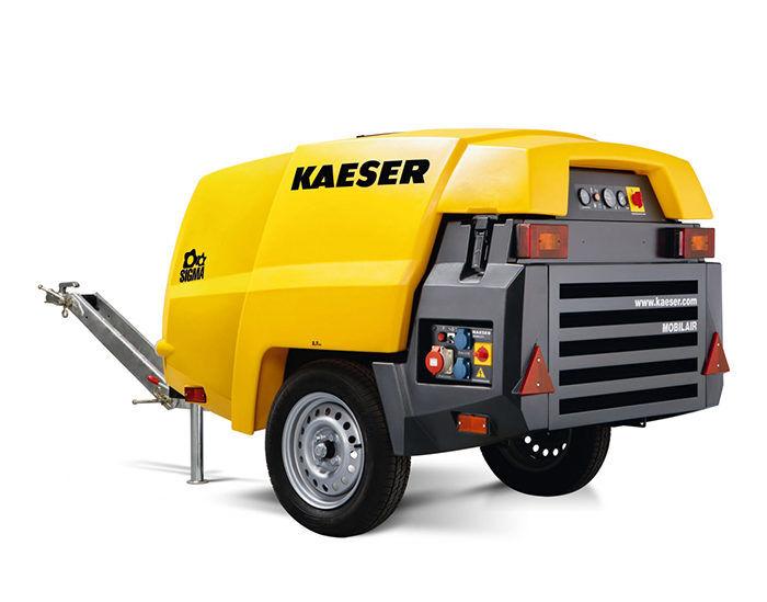 Передвижной компрессор KAESER M 31G