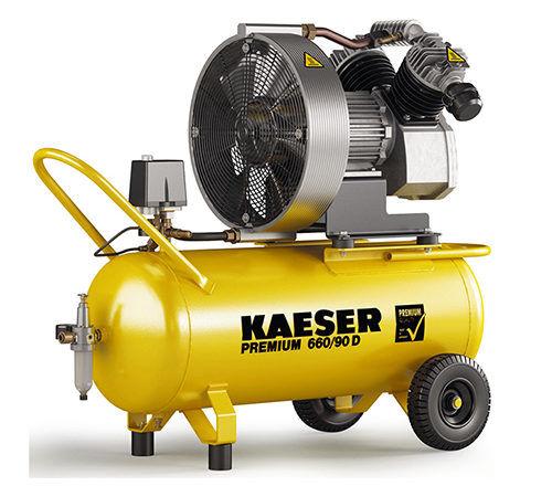 Поршневый компрессор KAESER PREMIUM 660 90D