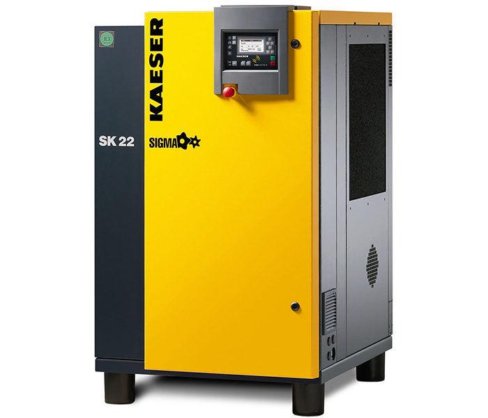 Винтовой компрессор KAESER SK 22