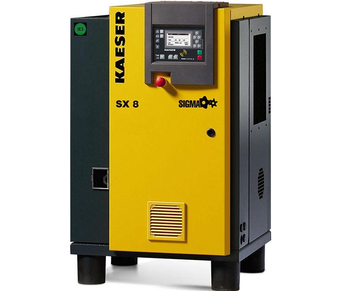 Винтовой компрессор KAESER SX 8