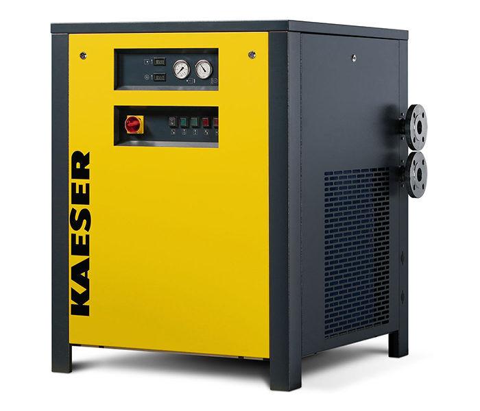 Рефрижераторный осушитель KAESER Серия THP до 45 бар